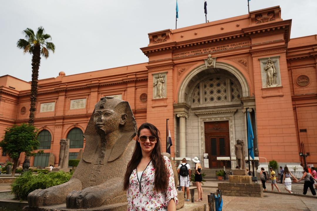 8:45-11:30 DAS ÄGYPTISCHE MUSEUM