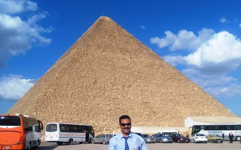 13: 45-14:30 CHEOPS PYRAMIDE